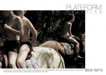 Plateform Magazine N° 19 en ligne