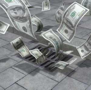 500 millions d'euros par jour !