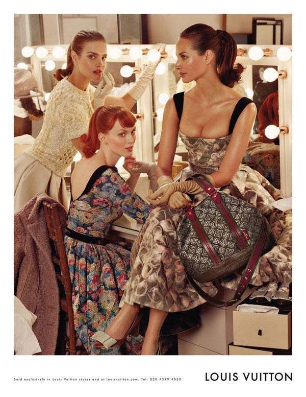 Louis Vuitton : so princess!…