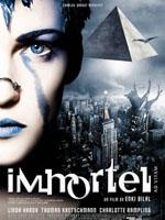 Jaquette DVD de l'édition collector du film Immortel Ad Vitam