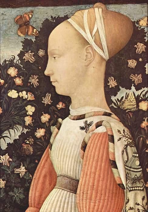 Belles, bêtes et Symboles (2). Ce tableau de Pisanello, datant...