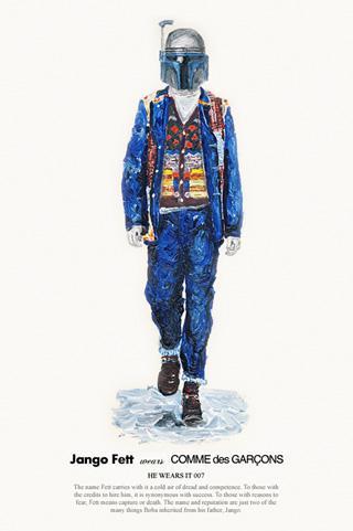 Star Wars Fashion par John Woo