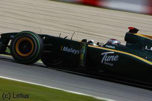 Cosworth nie que Lotus utilisera des moteurs Renault en 2011