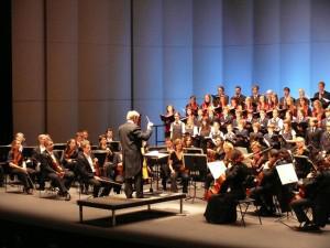 Billetterie privée pour le choeur et l'orchestre symphonique de Paris