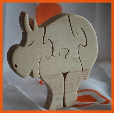 chantournage puzzle vache blog