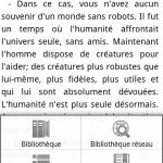 Lecture : les applications indispensables sous Android