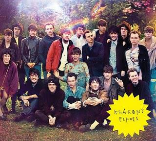 La pochette du nouveau single des Klaxons ressemble à ça!