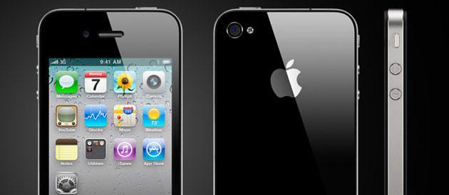 iPhone 4 – Steve Jobs parle du problème de réception
