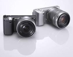 News : de la 3D pour les Sony NEX-5 et NEX-3