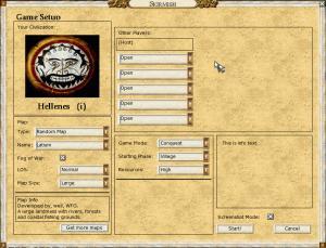 0 A D param game 300x229 Jeux sous linux : Clone libre de Age of Empire