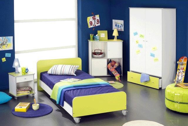La chambre enfant par Topdeco