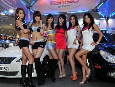 Quoi de neuf en Corée du Sud ?