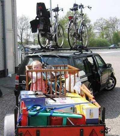 L'homme et son Auto....pas mobile!