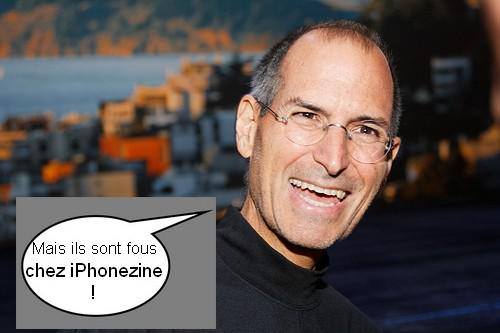 Le dernier email sur l'iPhone 4 de Steve Jobs était un faux