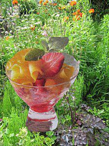 salade mangue