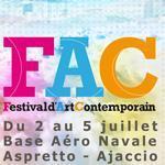 Festival d'Art Contemporain - Isula Viva à partir d'aujourd'hui sur la base d'Aspretto d'Ajaccio.