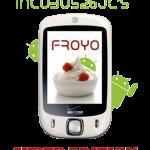 Android 2.2 Froyo porté sur le HTC Vogue