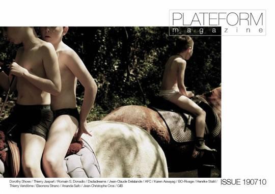 PLATEFORM Magazine 19