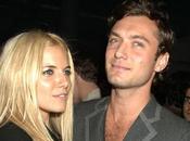 Jude Sienna Miller mariage France