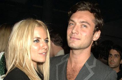 Jude Law et Sienna Miller ... mariage en France