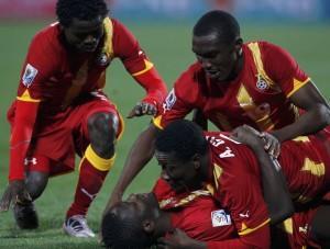Ghana-Uruguay : La bonne étoile