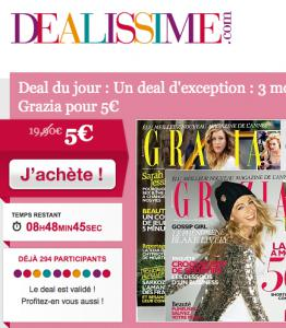 Le Deal Grazia