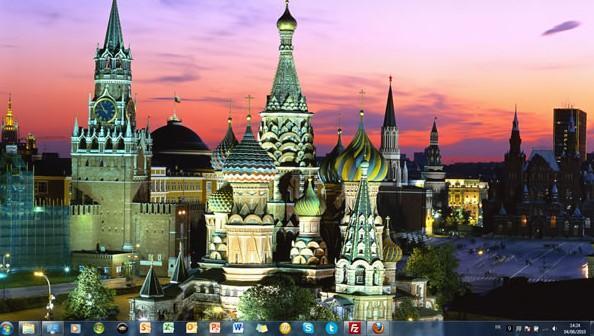 russia 15 superbes thèmes pour Windows Seven gratuits