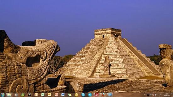 mexique 15 superbes thèmes pour Windows Seven gratuits