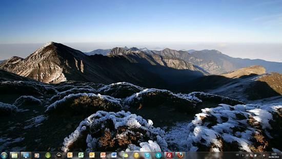turkey 15 superbes thèmes pour Windows Seven gratuits