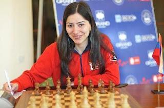 L'Arménienne Lilit Mkrtchian © site officiel