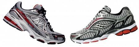 Test des chaussures 'New Balance 1064′