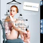 Les ventes privées sur iPad avec l'appli BazarChic.com