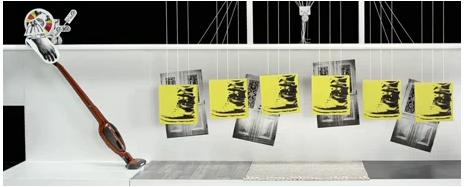 Electrolux s'associe avec un artiste suédois.