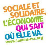 Pour le Mois de l'Economie Sociale et Solidaire en Alsace , je m'engage