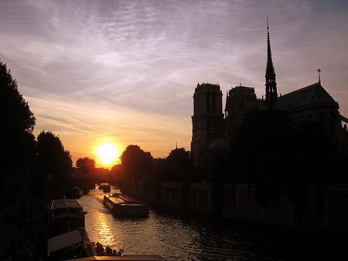 Paris, un soir d'été 30.06.2010