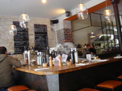 20100530 Le Vin%28gt%29 deux Brunch 0 salle Brunch au Vin(gt) deux, rue Desnouettes (ChrisoScope)