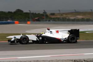 L'équipe Sauber est confiante
