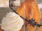Sablé crème vanillée