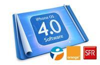 Configurer iPhone 4 et reseau 3G