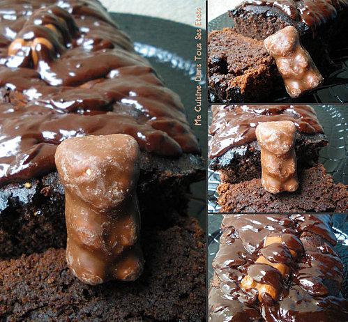 cake nounours 2