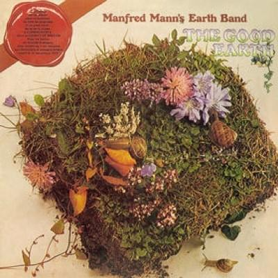 Manfred Mann's Earth Band #1-The Good Earth-1974