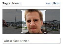facebook photo Facebook offrira bientôt la reconnaissance faciale... Du moins partielle