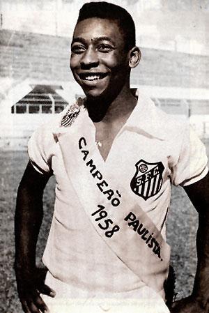 La légende vivante du foot brésilien