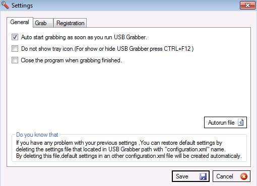 USB Grabber - Le serial copieur !