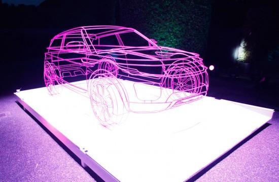 Image evoque wireframing 550x359   Range Rover Evoque