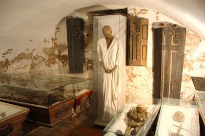 Allemagne: le mystère des aristocrates momifiés