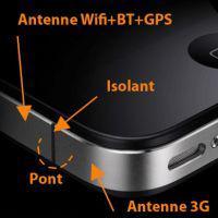 Antennes : Apple réaffirme un problème «logiciel»