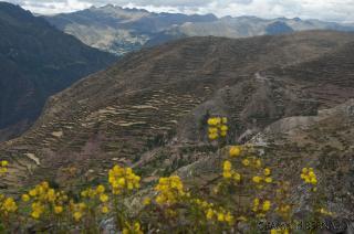 Belle photo de la vallée
