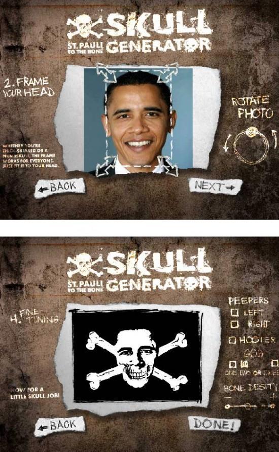 skullgenerator 550x892 SkullGenerator pour pirates : Votre visage en forme de tête de mort
