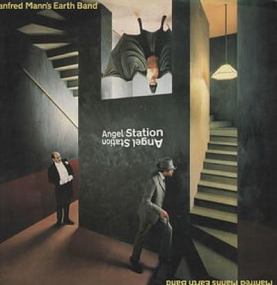 Manfred Mann's Earth Band #4-Angel Station-1979